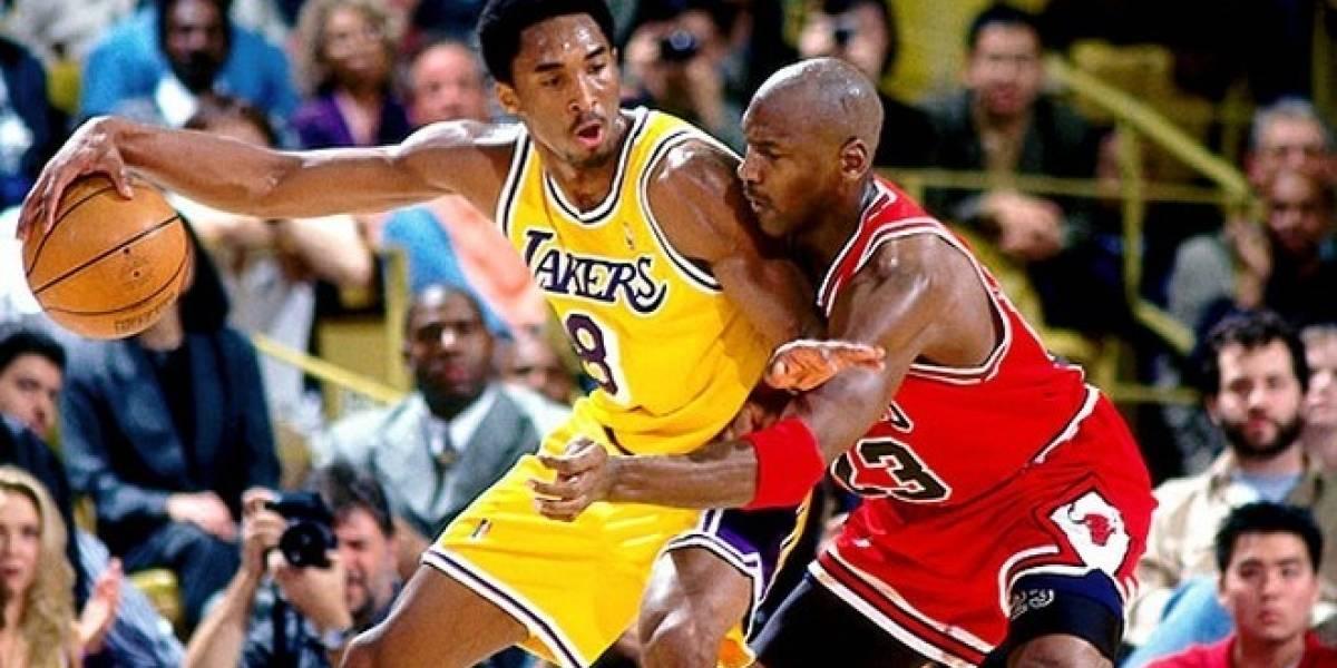 Jordan versus Bryant en el nuevo video de NBA 2K13