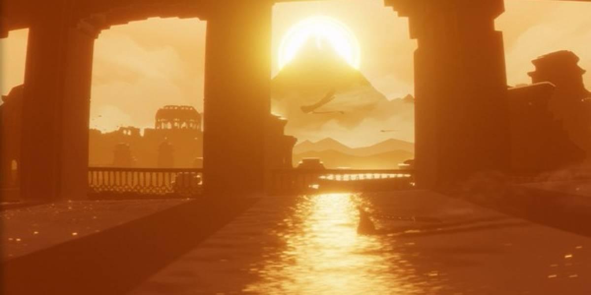 Journey tendrá edición en formato físico junto a Flow y Flower