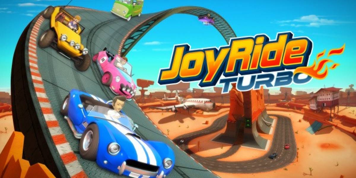 Joy Ride Turbo ya tiene fecha de estreno en XBLA