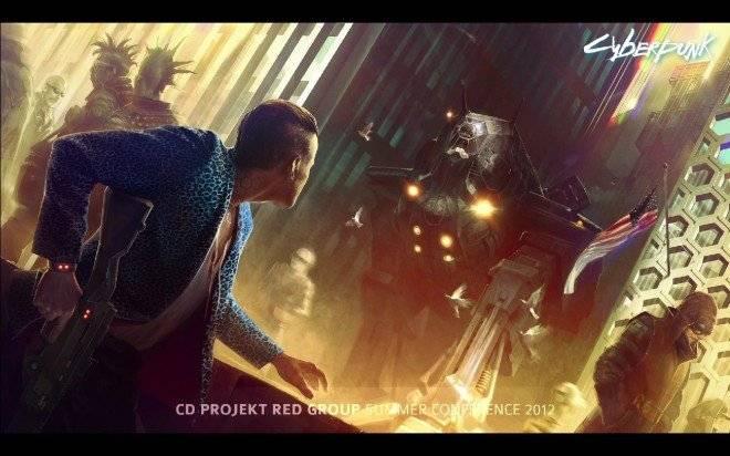 El nuevo RPG de CD Projekt será Cyberpunk