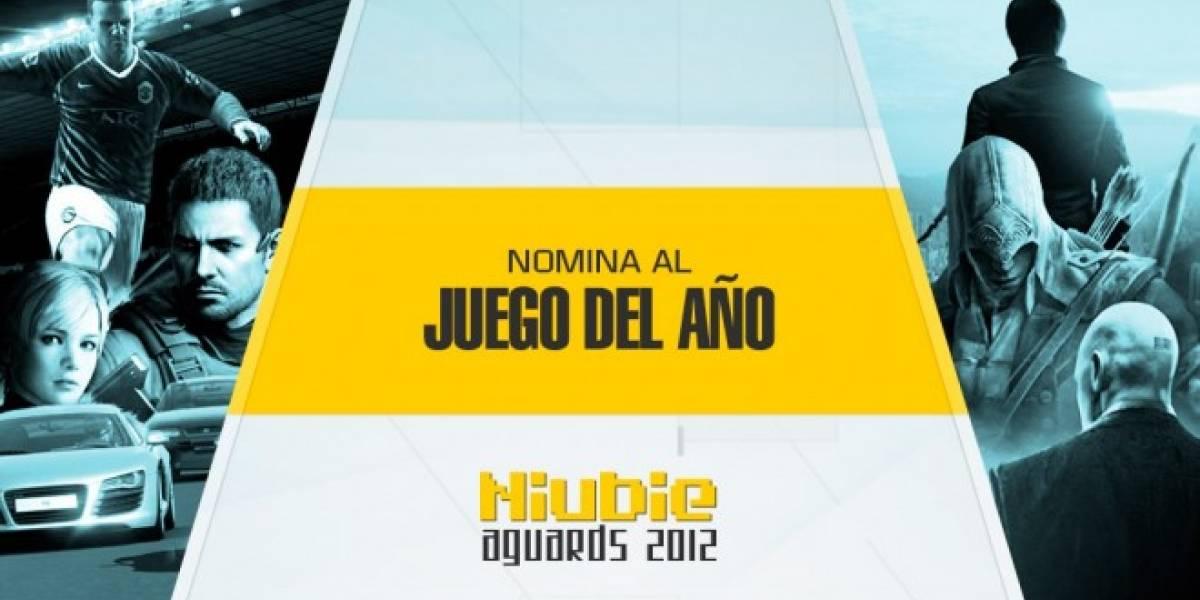 Nomina al Juego del año 2012