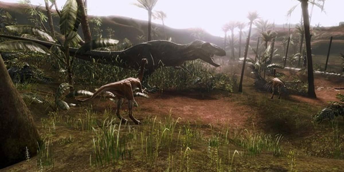 Este mod de Jurassic Park para Half Life 2 luce espectacular