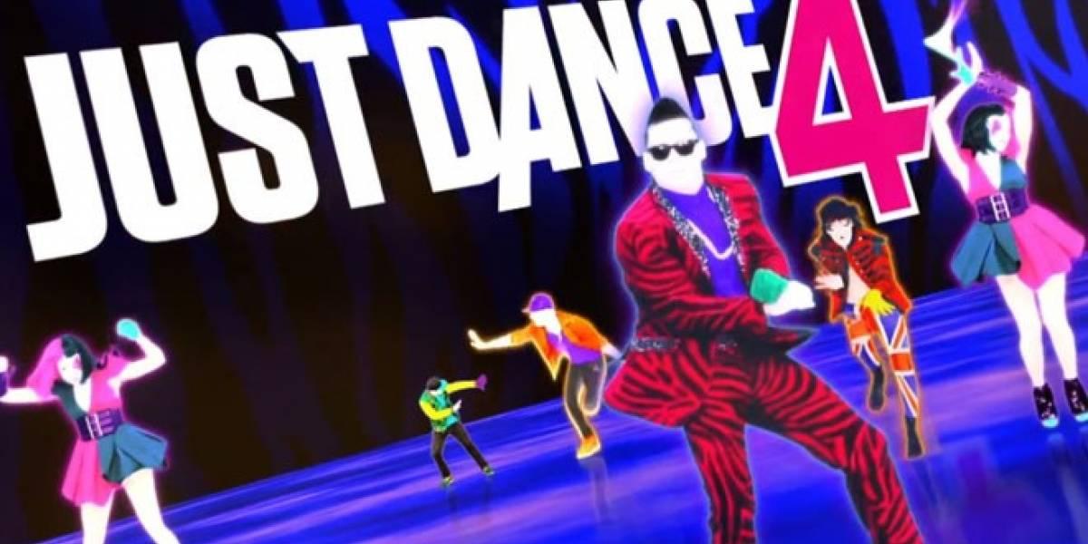 ¿Aún no te sabes los pasos del Gangnam Style? Aprende con Just Dance 4