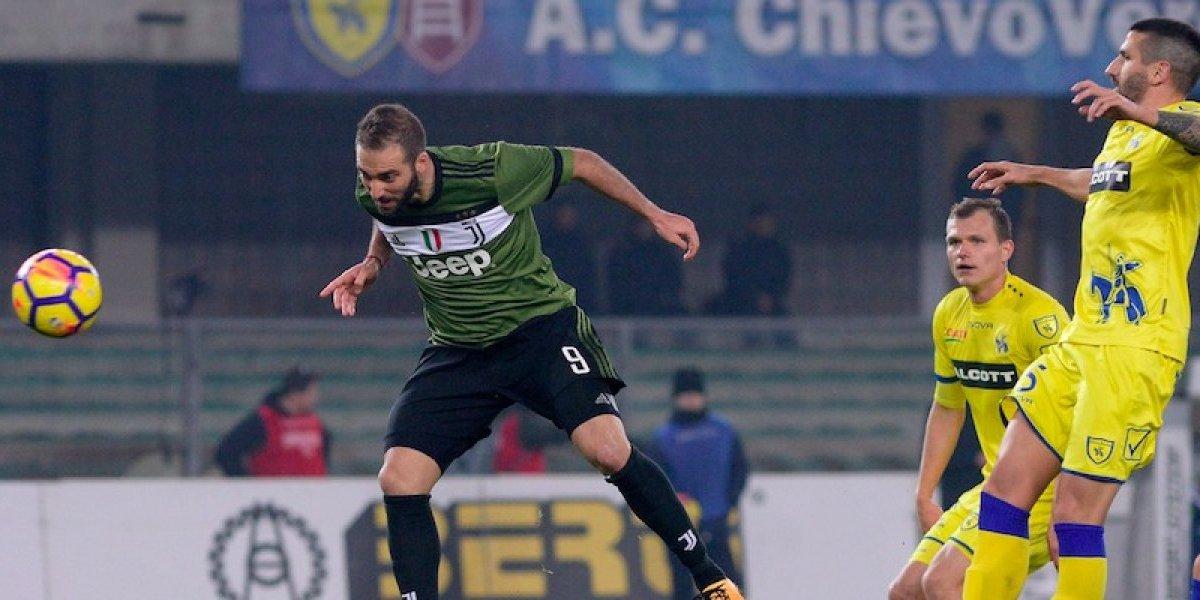 Juventus obtiene polémica victoria y es líder de Serie A de Italia