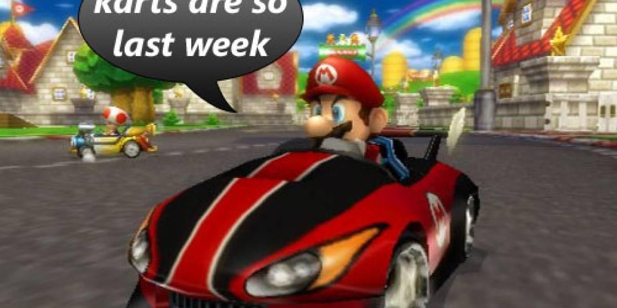 178 imágenes de Mario Kart Wii