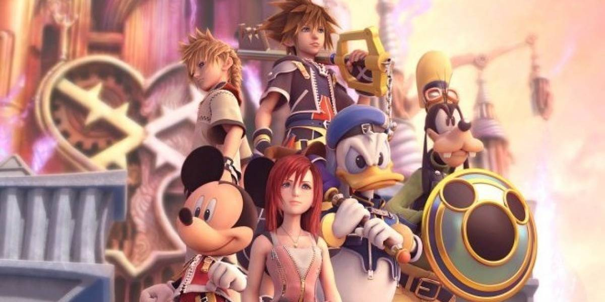 Nomura adelanta detalles de Kingdom Hearts 1.5 ReMix