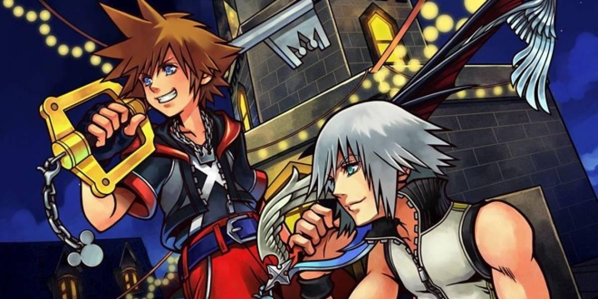 E3 2012: Kingdom Hearts 3D se muestra en su trailer oficial para el evento
