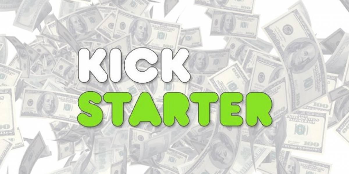 Juegos recaudan más dinero que ninguna otra categoría en Kickstarter