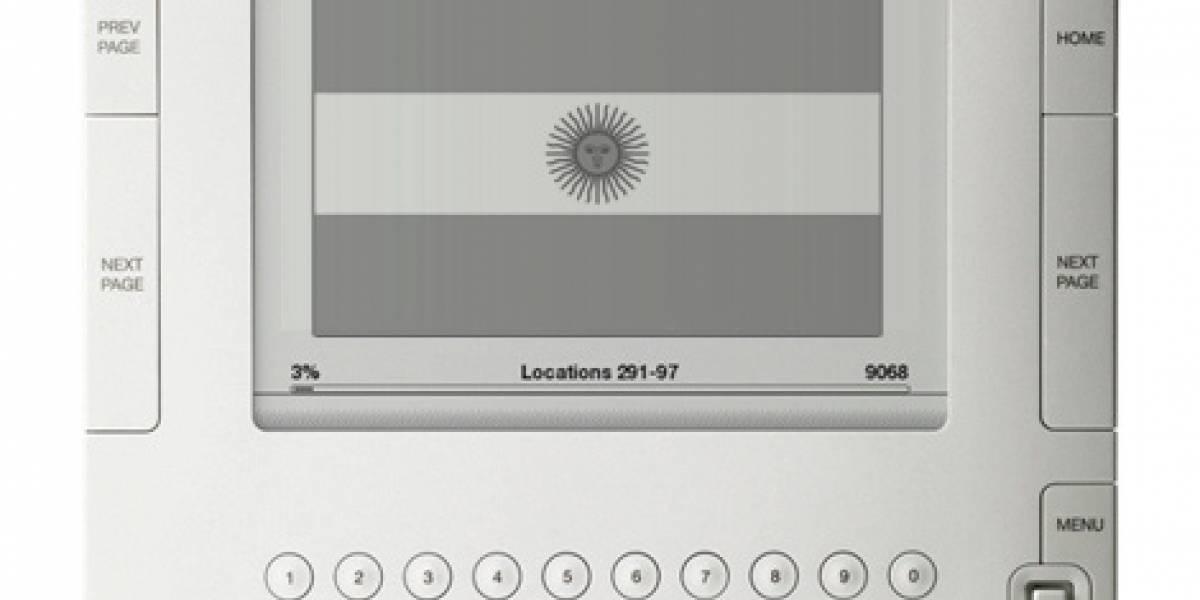 Amazon Kindle finalmente disponible para Chile y Argentina