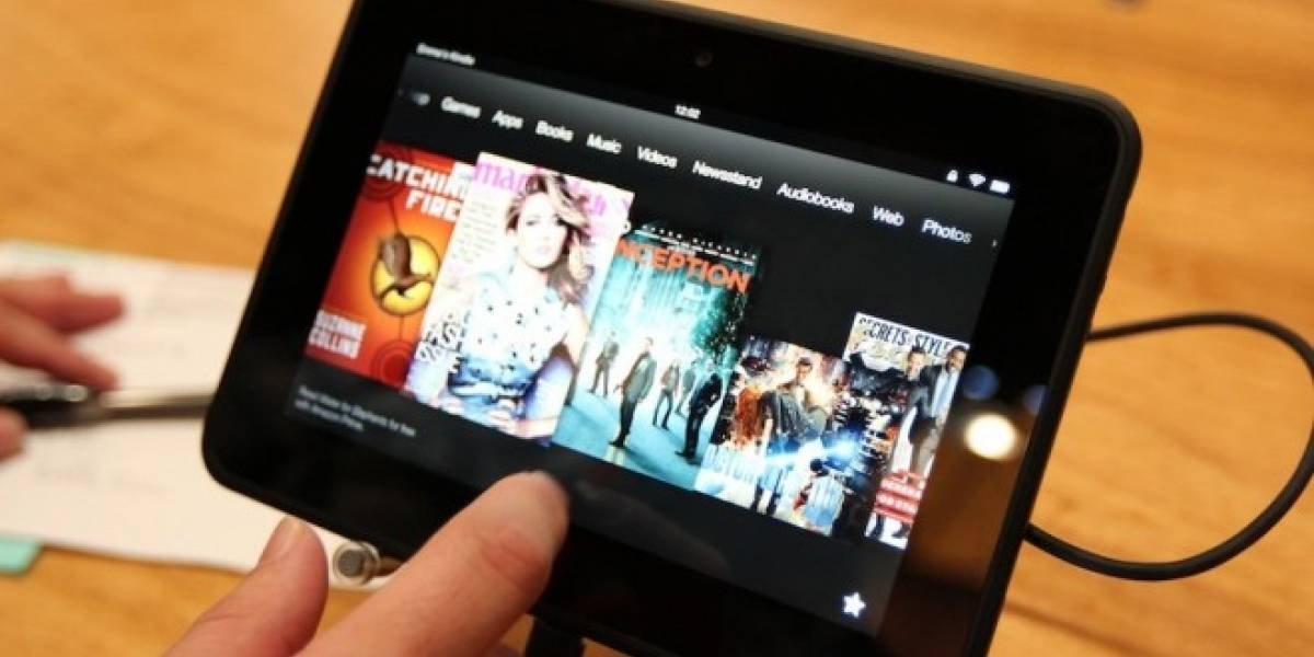 Se filtran los primeros detalles de los nuevos Kindle Fire de Amazon