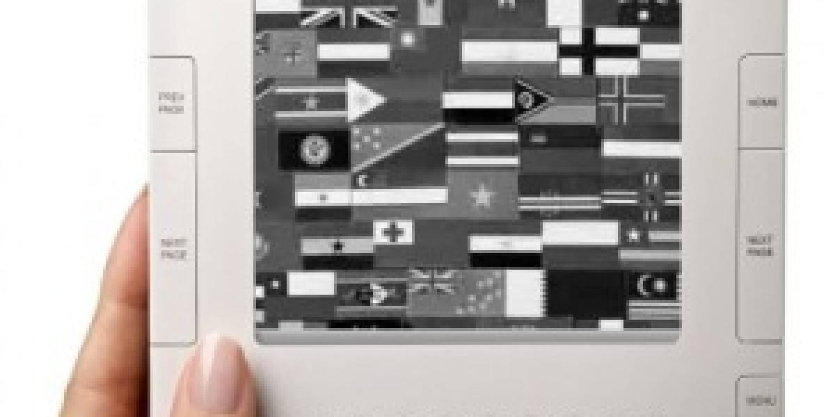 Kindle 2 'International GSM': ¡Gracias Jeff!