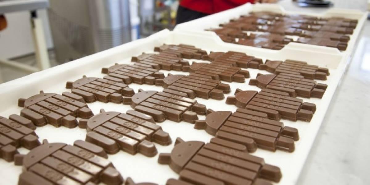 Android 4.4 KitKat solo cubre el 1.8% de dispositivos