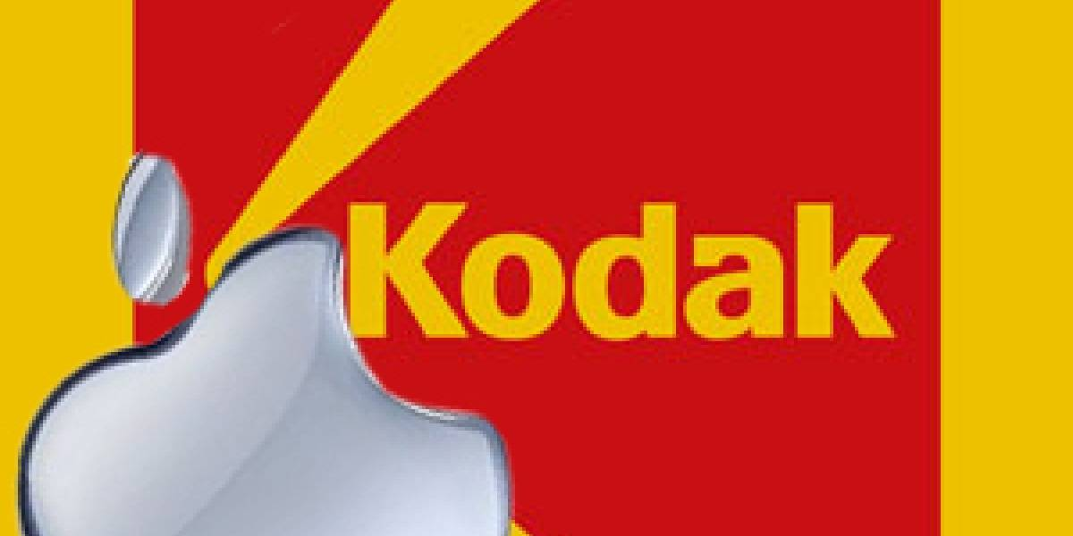 Kodak interpone demanda contra Apple y RIM