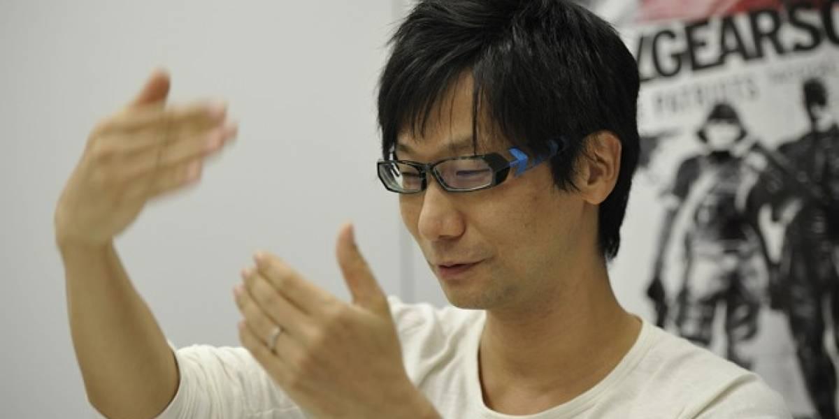 E3 2012: Hideo Kojima se encuentra trabajando en juego sobre problemáticas humanas