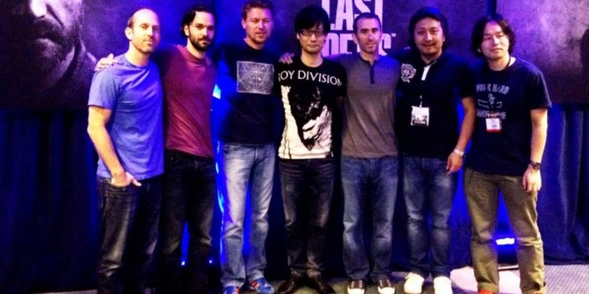 E3 2012: Kojima confirma que demo de The Last of Us no fue preparado