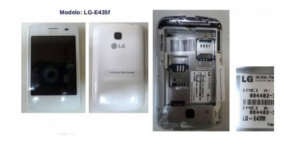 Se filtran los nuevos teléfonos de LG antes de Mobile World Congress