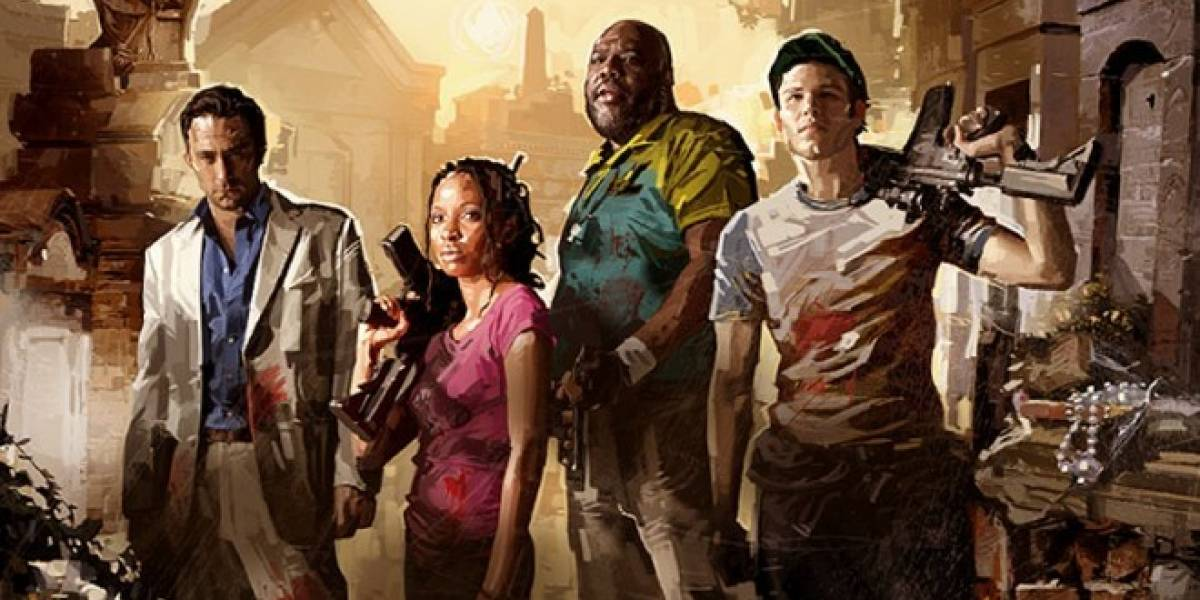 Steam Workshop llegará a Left 4 Dead 2