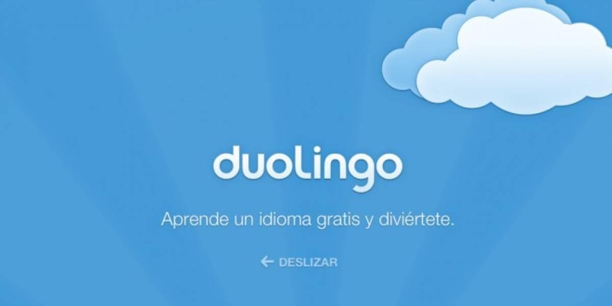 Un vistazo a Duolingo para iPad, una buena app para aprender idiomas