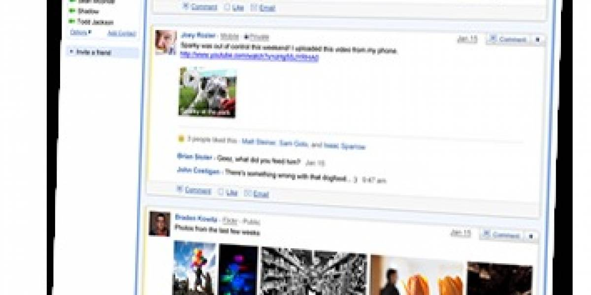 Google Buzz: La red social de Google