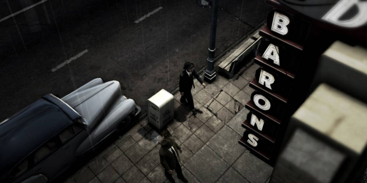 "L.A. Noire viene con Rockstar Pass ¿Otro ""pase"" en línea?"