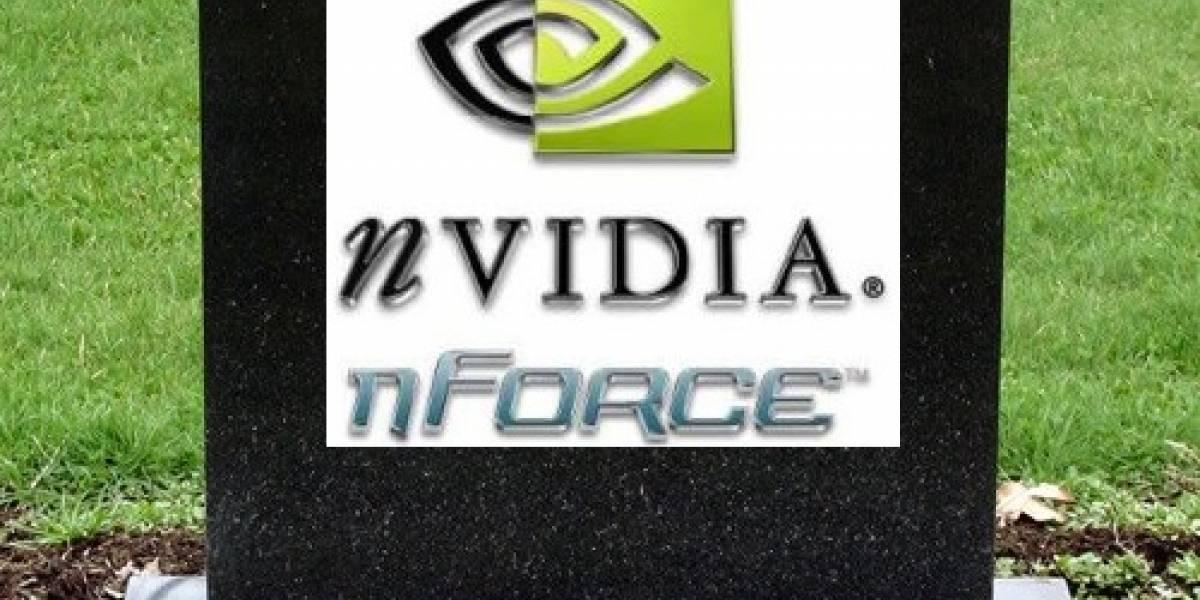 División Nvidia Tegra absorbe nForce