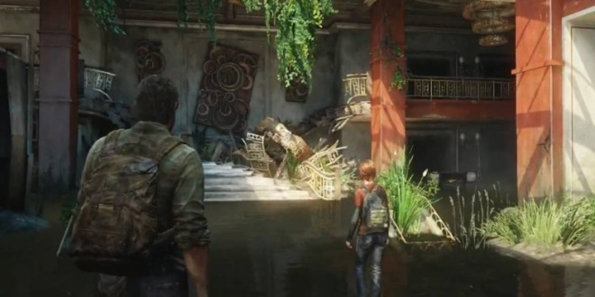 E3 2012: Alucinante trailer de The Last of Us