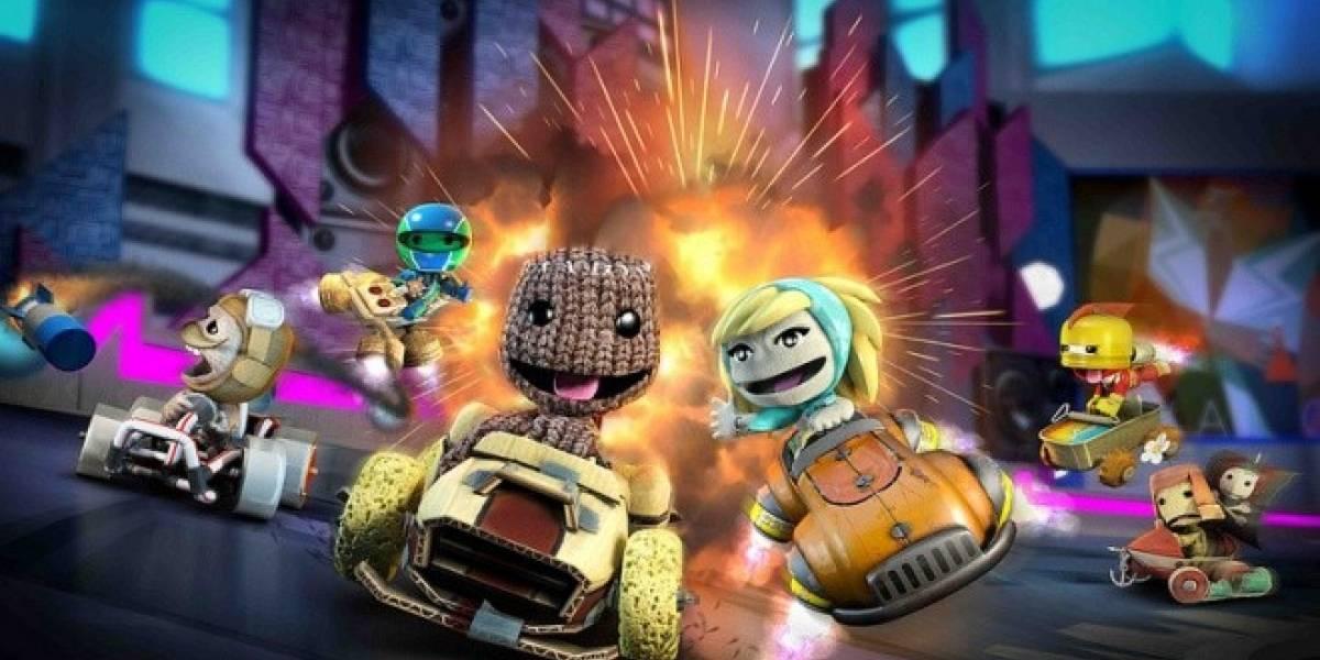 LittleBigPlanet Karting muestra su tráiler de lanzamiento