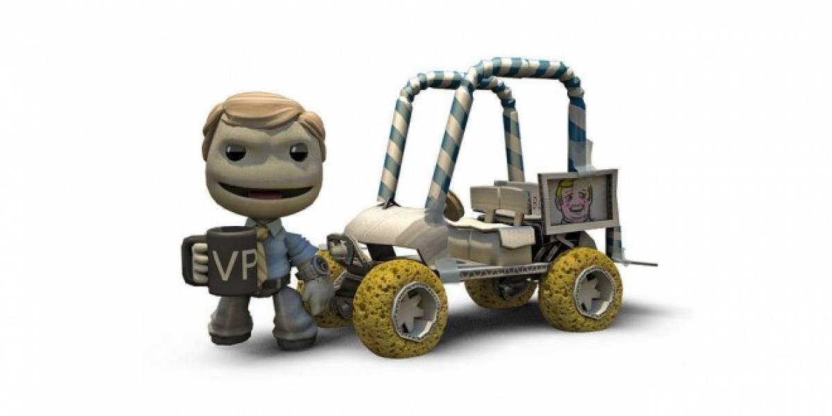 LittleBigPlanet Karting ya tiene fecha de lanzamiento
