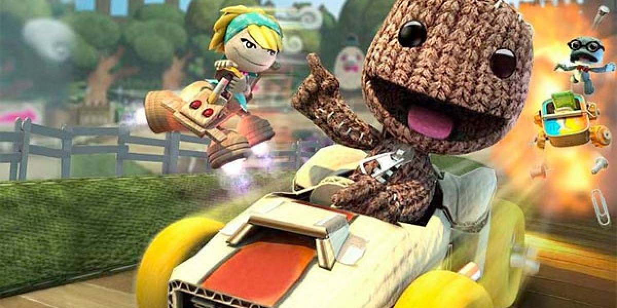 E3 2012: LittleBigPlanet Karting recibe nuevo trailer