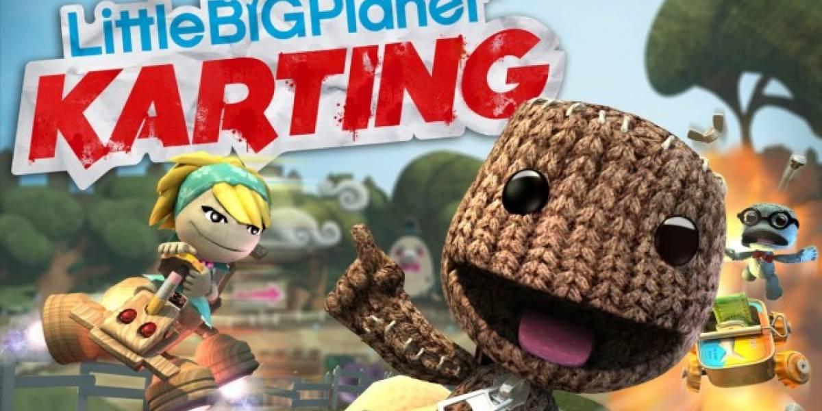 La historia de LittleBigPlanet Karting se cuenta en nuevo tráiler