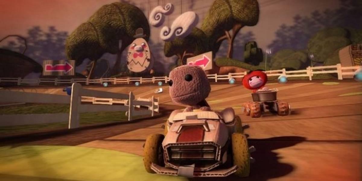 La beta de LittleBigPlanet Karting ya tiene fecha