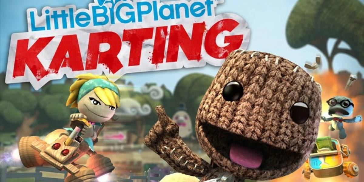 NB Labs: LittleBigPlanet Karting