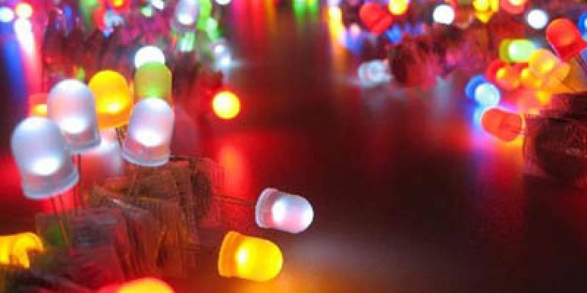 Producción de LED podría verse sobrepasada el 2010