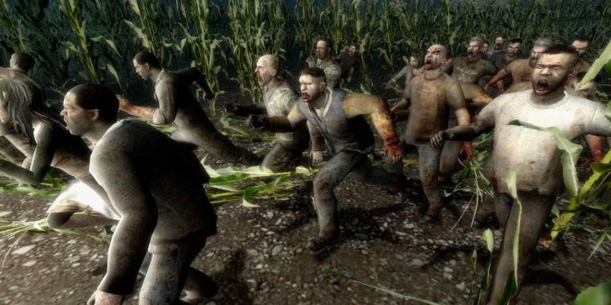 Así se juega Left 4 Dead en la PlayStation Vita