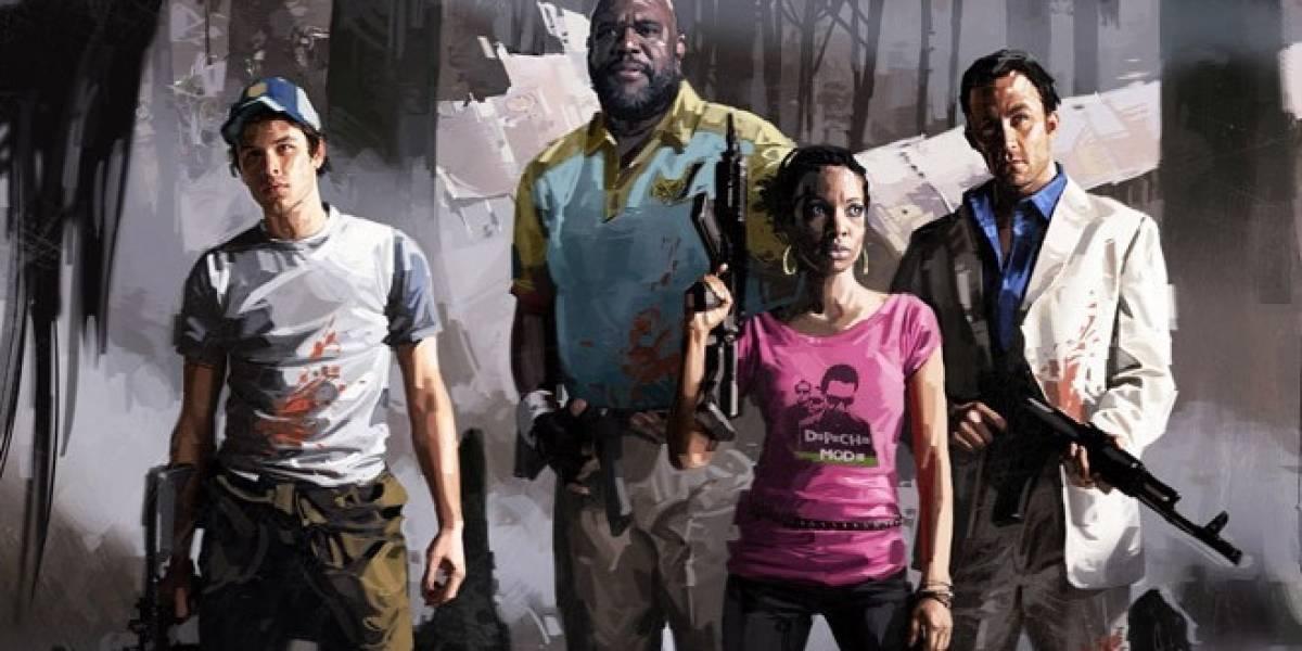 Valve: Desarrollo de Left 4 Dead 3 es posible, pero no en un futuro cercano