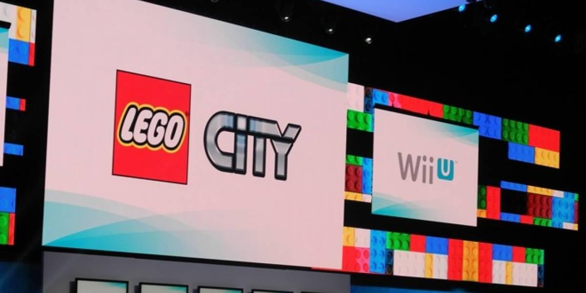 E3 2012: LEGO City, el sandbox de la franquicia arma su llegada a Wii U