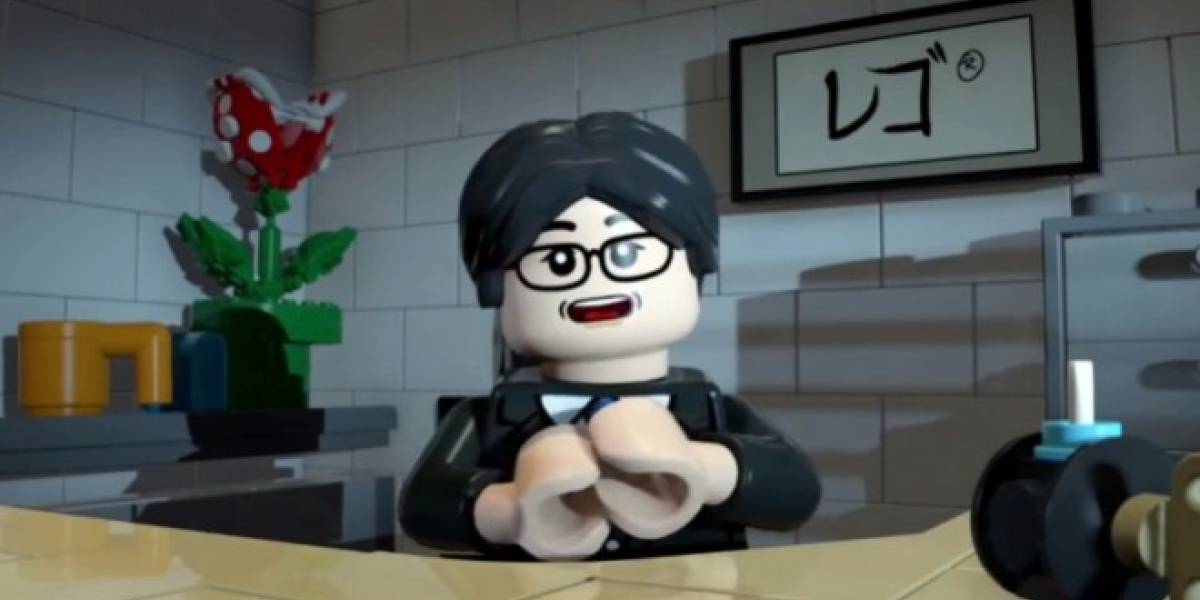 Lego Iwata presenta un nuevo video de LEGO City: Undercover