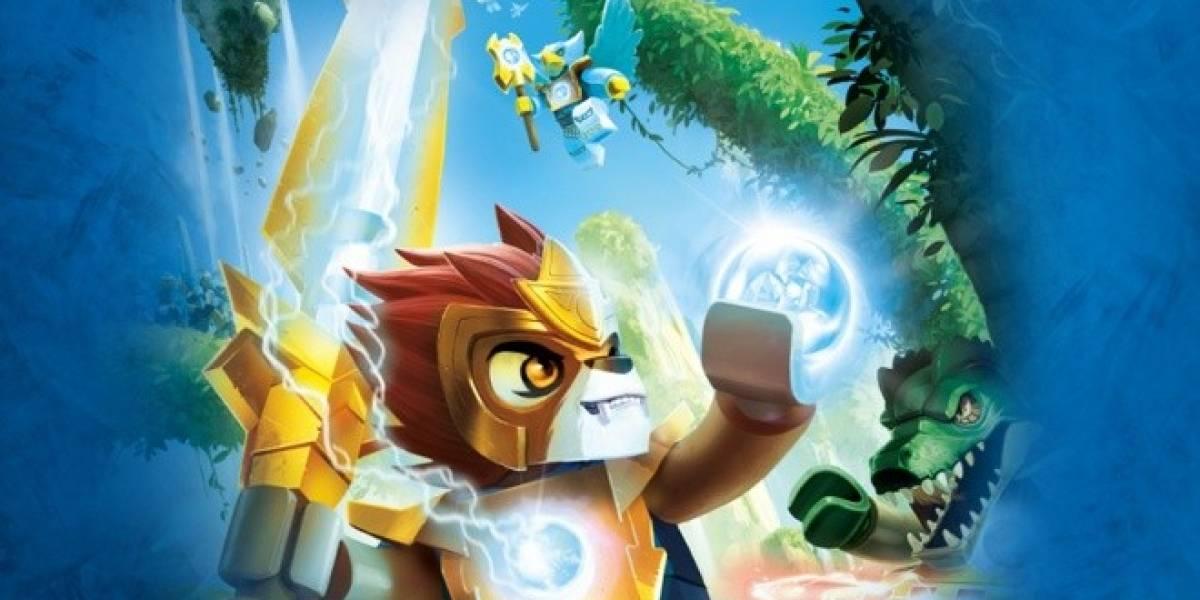 WB anuncia su nueva serie de juegos de LEGO: Legends of Chima