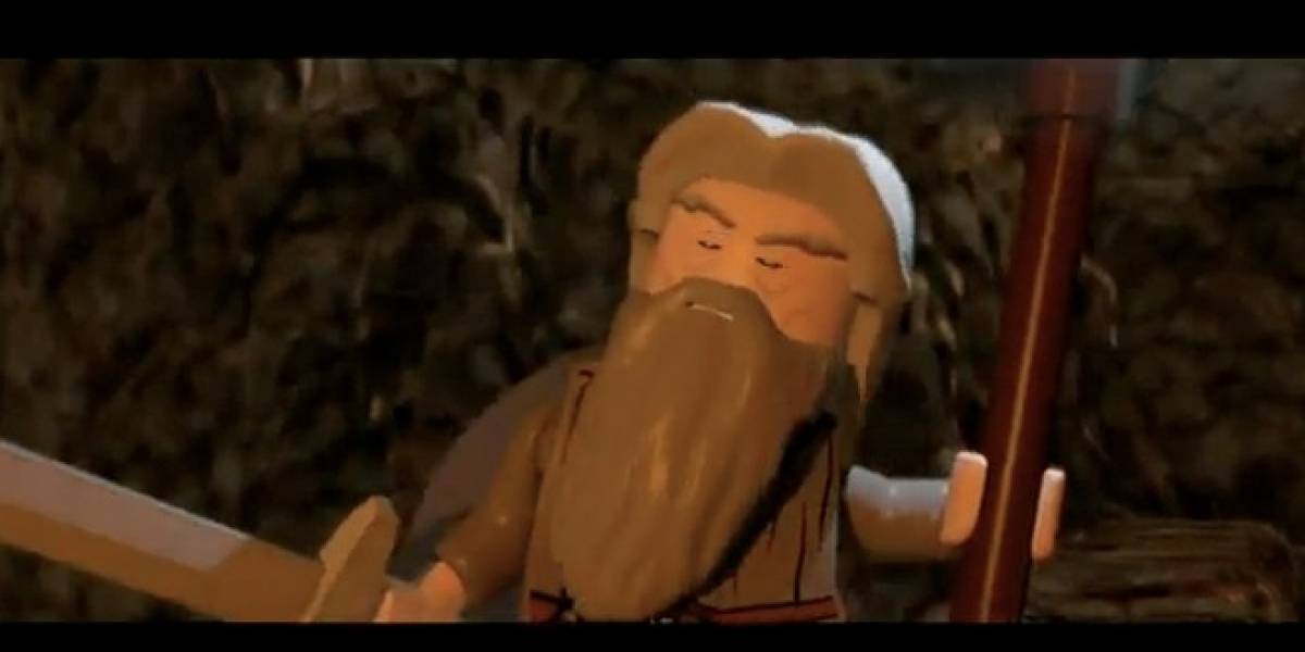 Trailer de LEGO Lord of the Rings se presenta con una legendaria escena