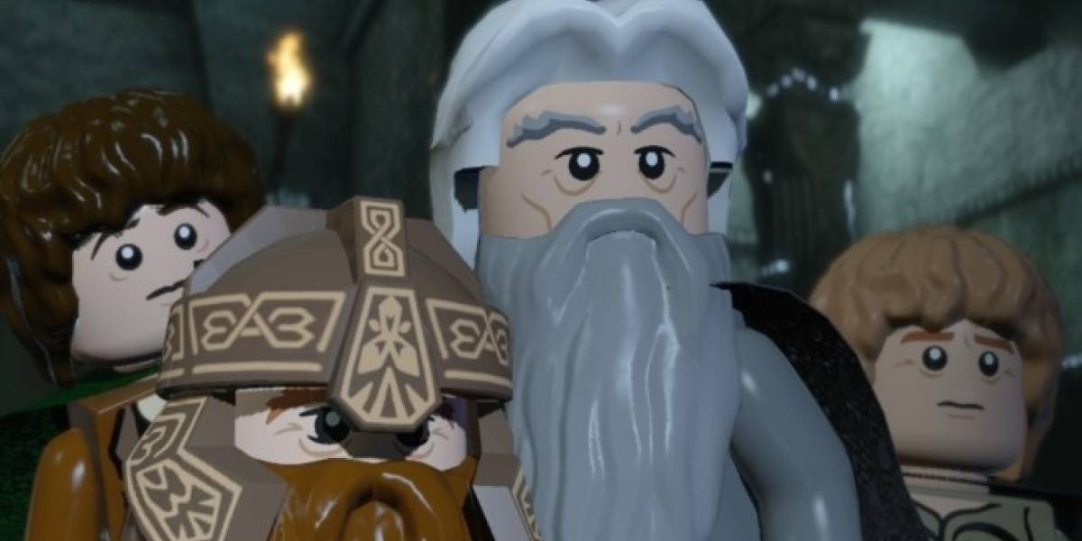 Ya se puede probar la demo de LEGO Lord of the Rings