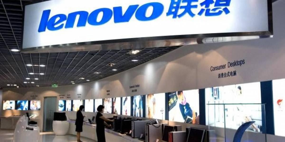 Lenovo asegura estar por cerrar un trato de colaboración con otro fabricante
