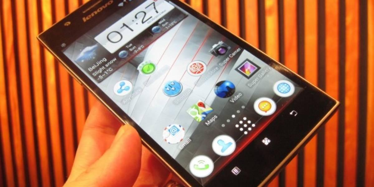 Lenovo buscará vender más en Latinoamérica tras compra de Motorola