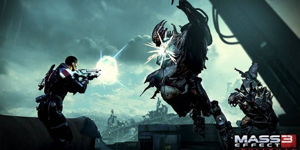 NB Labs: Leviathan para Mass Effect 3