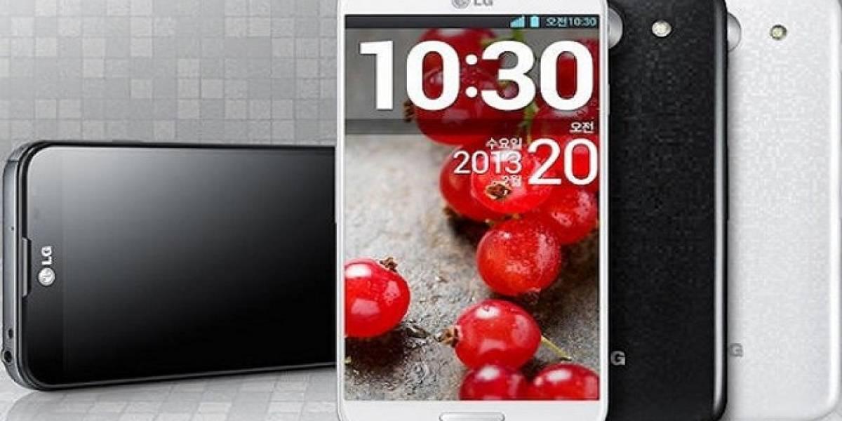 Aparece misterioso teléfono LG con procesador Snapdragon 800 y pantalla a 1080p