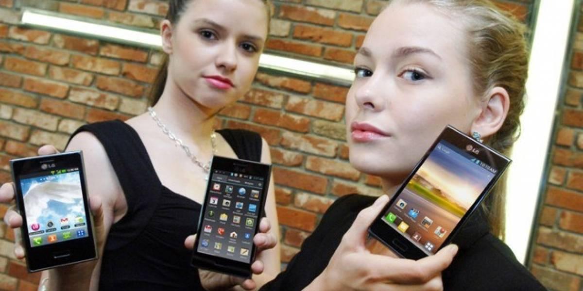 El LG Optimus L5 II comienza su despliegue mundial