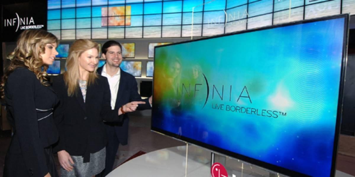 CES10: LG presentó reproductor Blu-ray inalámbrico y televisores con Wi-Fi