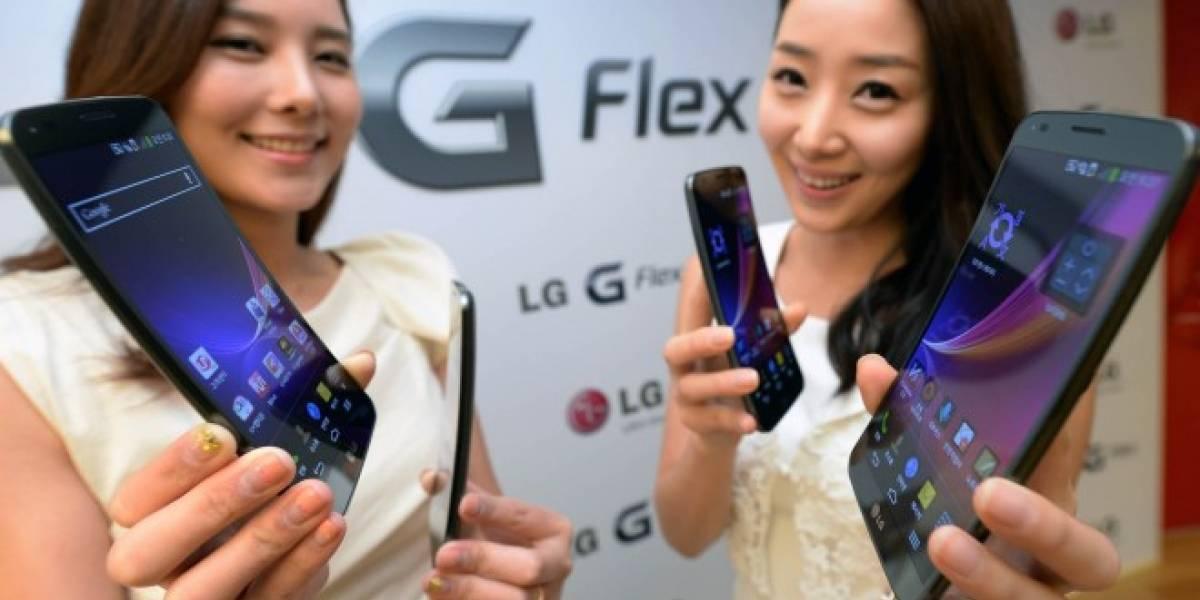 LG G Flex llega a España con Vodafone