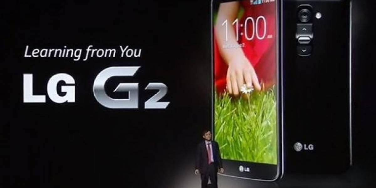 LG podría estar trabajando en un G2 Mini