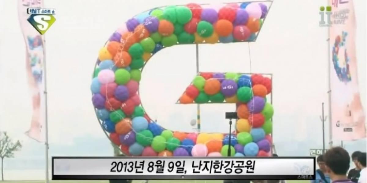 Lanzamiento del LG G2 en Corea del Sur terminó con 20 heridos