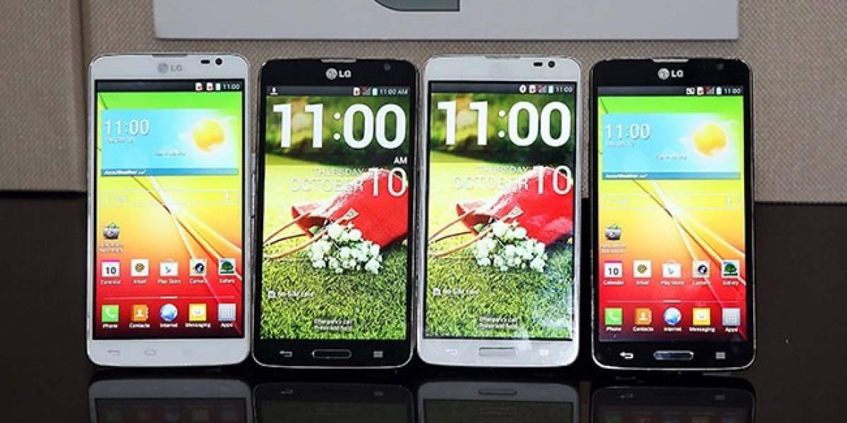 LG lanza el nuevo G Pro Lite con pantalla de 5,5 pulgadas